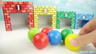 learning colors for babies and toddlers paw patrol race cars preschoolers learning video