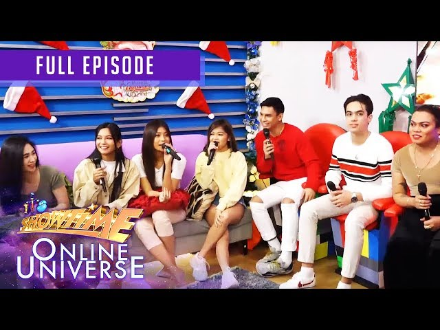 It's Showtime Online Universe - December 6, 2019 | Full Episode