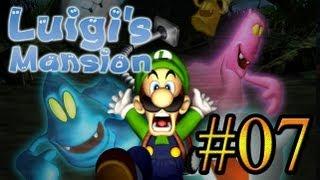 Let's Play : Luigi's Mansion - Parte 7