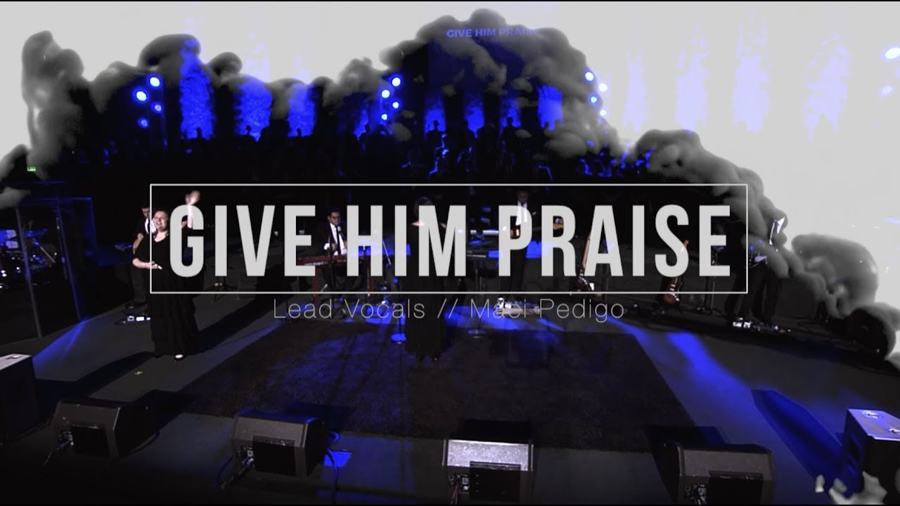 Give Him Praise | JESUS | Indiana Bible College - YouTube