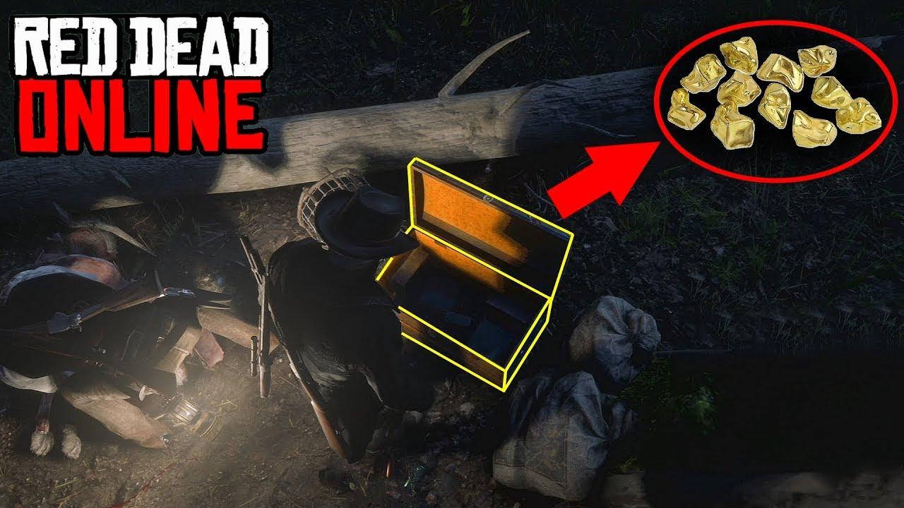 Carte Au Tresor New Bone.Le Tresor Du Rang 15 Blackbone Forest Red Dead Online