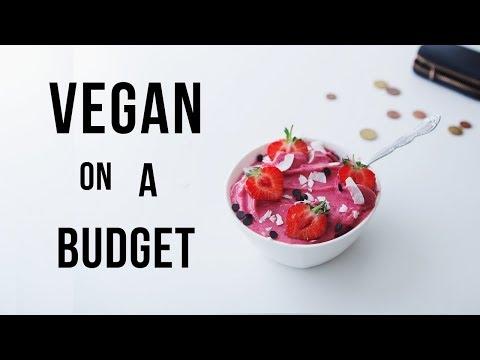 How to go Vegan when you're broke