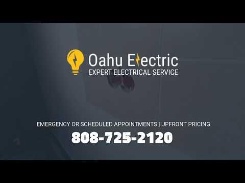 Oahu Electric | Oahu Electrician Services
