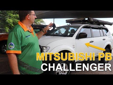 The modified Mitsubishi PB Challenger look around