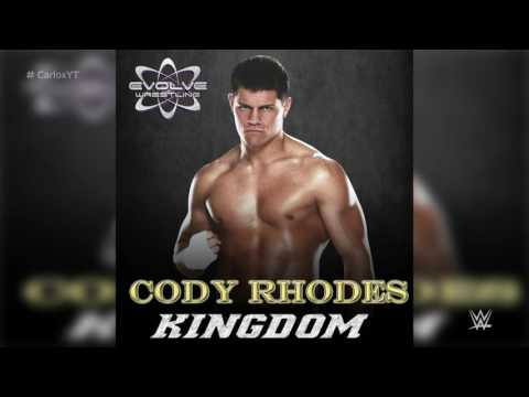 ENVOLVE: Cody Rhodes Official Theme Song 'Kingdom' by Downstait + Custom Cover