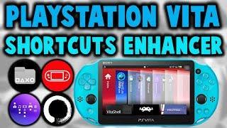 PS Vita Shortcuts-Enhancer!