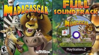 Madagascar The Video Game Music - FULL SOUNDTRACK (Complete OST)