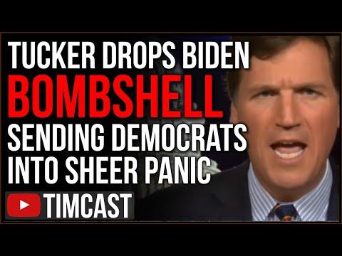 Tucker Drops MASSIVE Bombshell Directly Implicating Joe Biden In Ukraine Scandal, Democrats LOSE IT