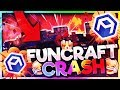 FAIRE CRASH FUNCRAFT AVEC DES TNT !  10 000 TNT EN RUSH !