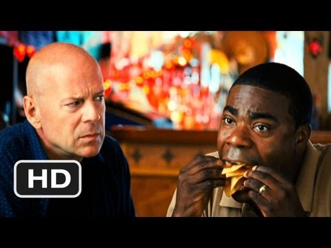 Cop Out #7 Movie CLIP - Munching on Chips (2010) HD