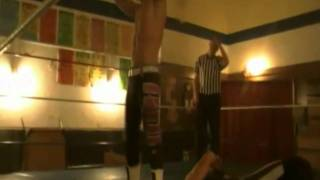 "Beyond Wrestling ""Gospel of the Boards"" - Danny Danger vs. Matt Demorest (Music Video) HD"