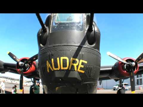 The Last Flying B-24 Bomber (Collings Foundation)