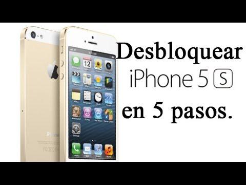Desbloquear iphone 5 gratis