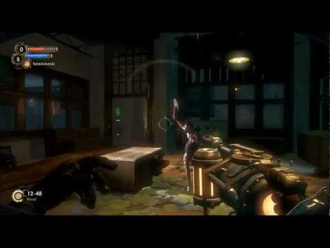 Let's Play Bioshock 2 Part 2: Atlantic Express