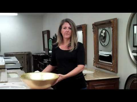 How To Care For A Glass Vessel Sink