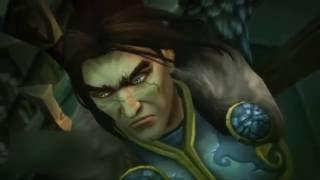 Вторжение Легиона -  Вступительный Сценарий World of #Warcraft RU Cinematic Гильдия Эшелон #Warcraft