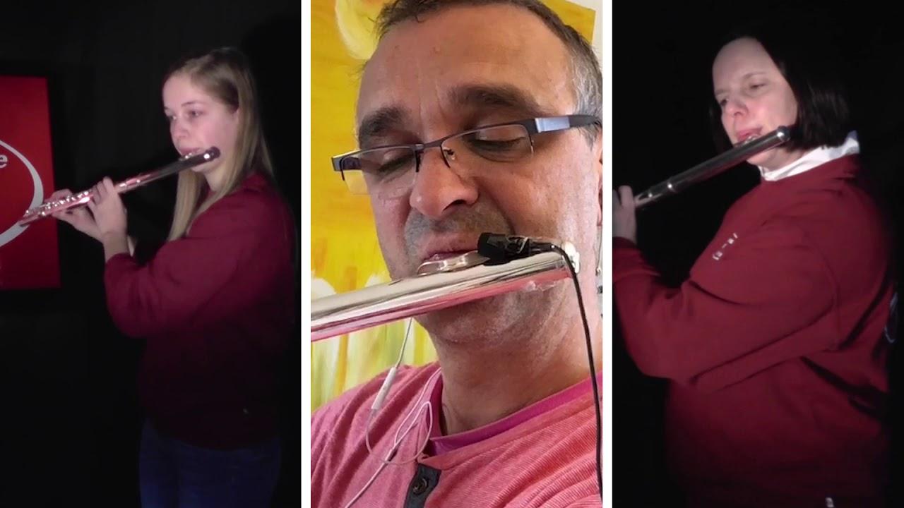 Virtual Flute Choir zum Deutschen Musikfest 2019 in Osnabrück