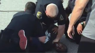 Former NFL Player Claims He Couldn't Breathe During Arrest