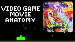 Pokémon 3: The Movie: Entei - Spell Of The Unown Review | Video Game Movie Anatomy