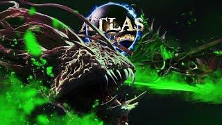 Atlas - A NEW ARK - Atlas Leaked Alpha Gameplay, End Bosses & Atlas Information! - Atlast Gameplay