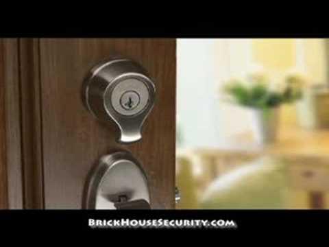 Kwikset SmartScan Keyless Lock