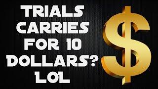 Destiny Trials of Osiris carries for $10 LOL ;-) ***FLAWLESS RUN No.3***