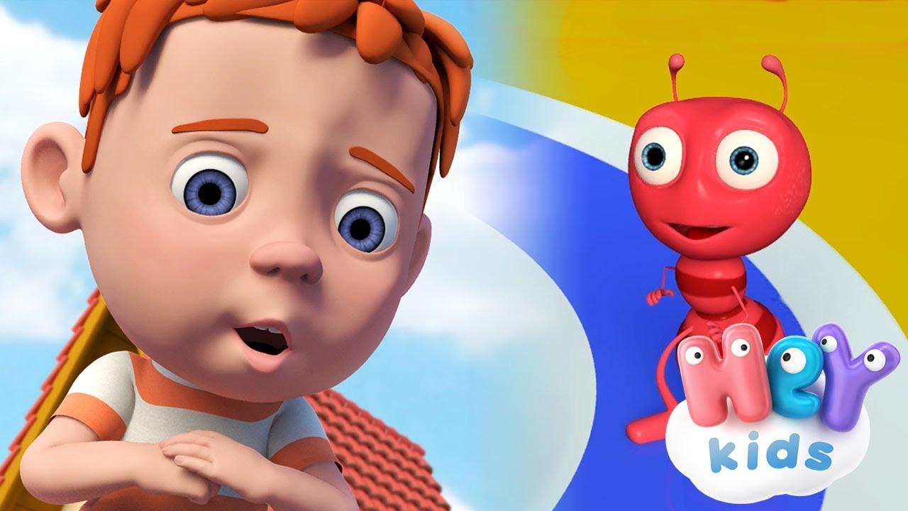 La formica canzoni per bambini 2018 youtube for Canzoncini per bambini piccoli