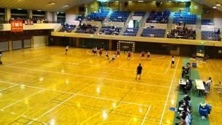 2016/04/29 (3) ハンドボール 高校総体 富士市体育館