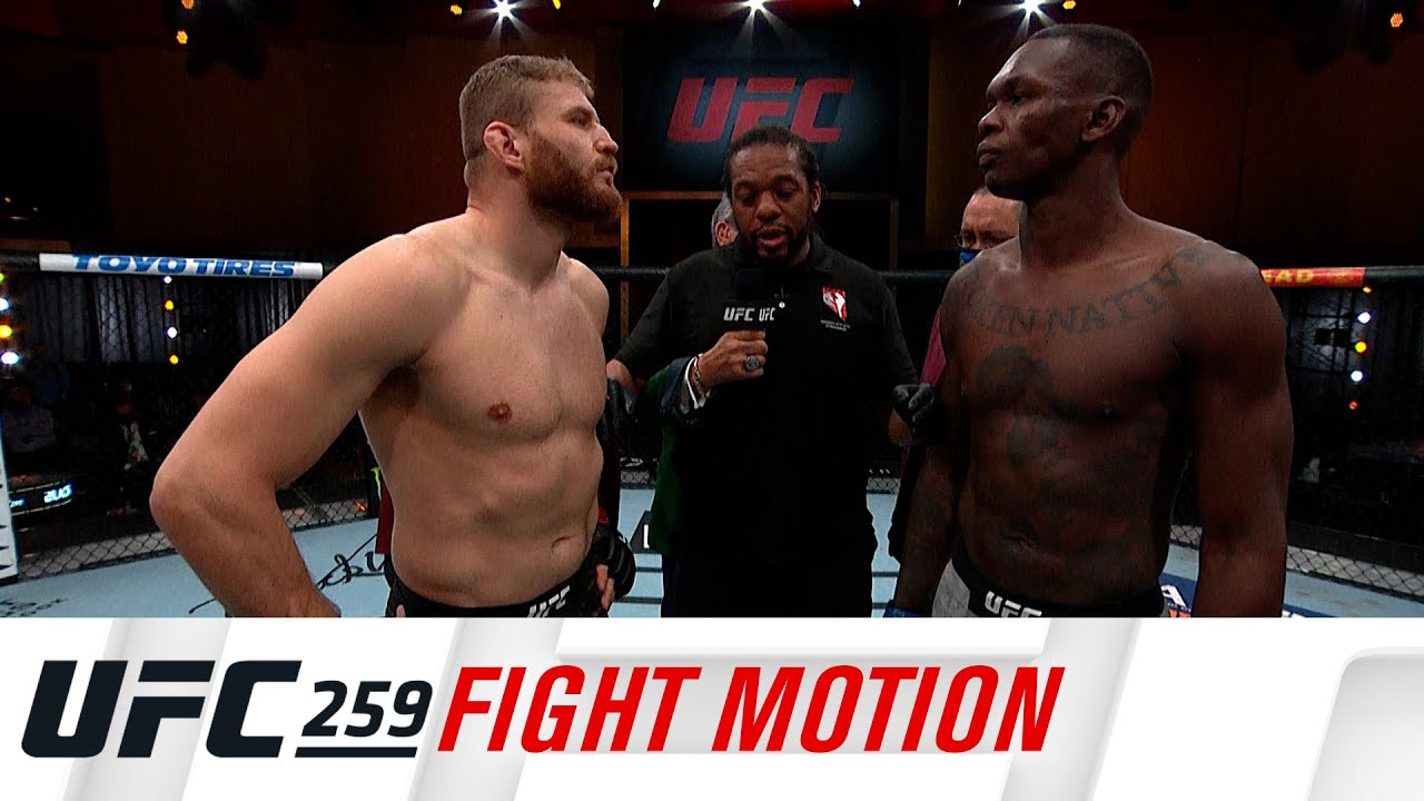 Download UFC 259: Fight  Motion