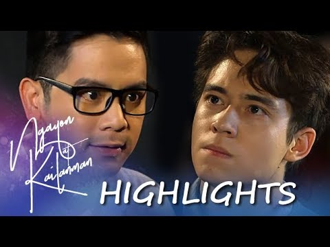 Ngayon At Kailanman: Inno and Oliver get into an arguement   EP 25