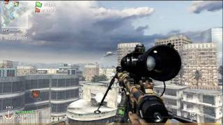 MW2: i knifed a helicopter (for real!)