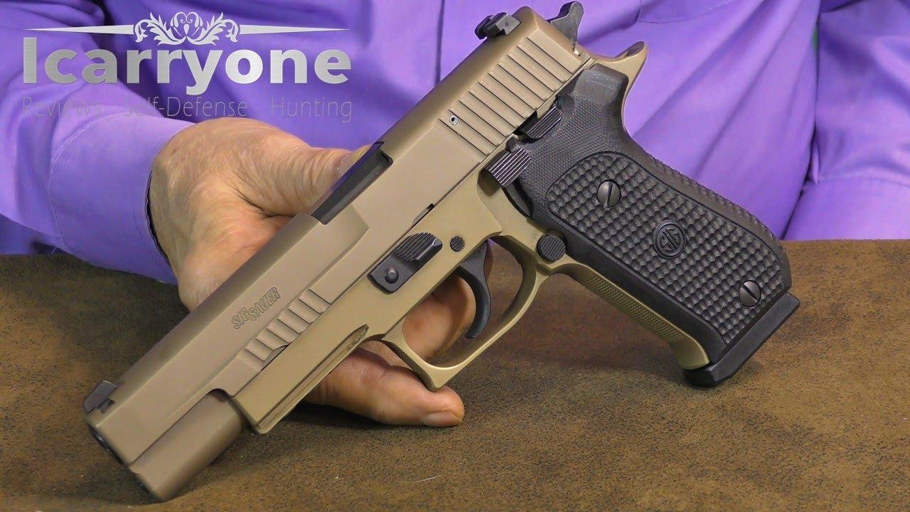 Sig Sauer P220 Emperor Scorpion - 10mm