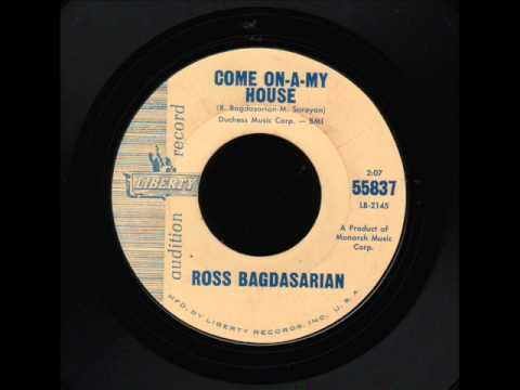 Ross Bagdasarian  Come OnAMy House