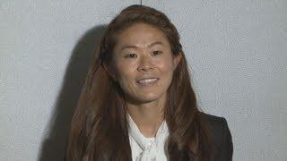 ロンドン五輪のサッカー女子日本代表に選ばれた沢穂希(33)は2日、...