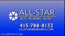 San Bruno CA Auto Insurance All Star Insurance