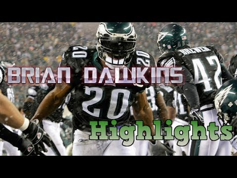 "Brian Dawkins - ""Fortune Force Field"" - Highlights"