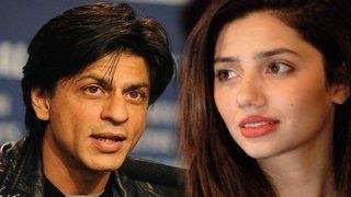 ShahRukh Khan To ROMANCE Pakistani Actress Mahira Khan In RAEES