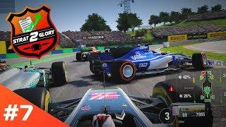 F1 2017 STRAT-2-GLORY | FANT-HAAS-TIC DECISIONS [#7]