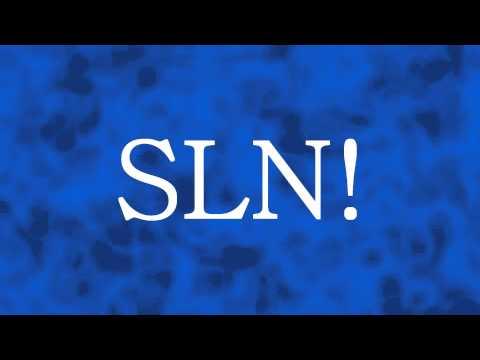 SLN! 2015 Ident