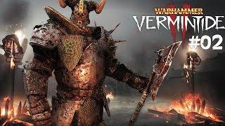 WARHAMMER VERMINTIDE 2 : #002 - Gerechtes Gefecht - Let's Play Warhammer Deutsch / German