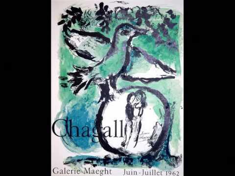 Marc Chagall & le rêve