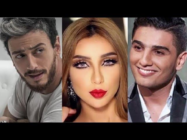 دنيا بطمة تقصف محمد عساف بعد نشره لتعليق يستفز سعد المجرد وجمهوره