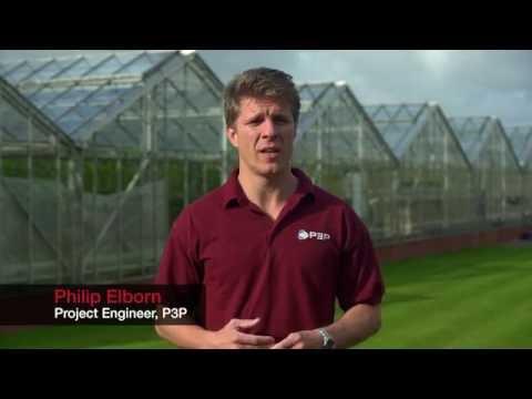 P3P's Philip Elborn discusses APS Salads' greenhouse chp unit