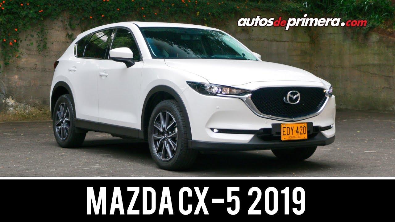 Mazda cx 5 2020 precio chile
