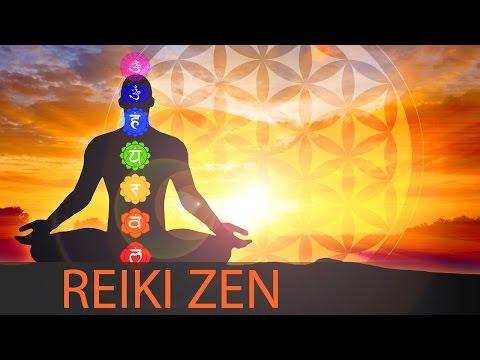 Reiki Zen Meditation Music 3 Hours Healing Music Backg