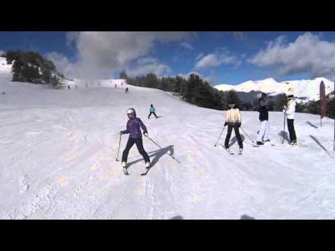 Горнолыжный курорт Grandvalira Andorra