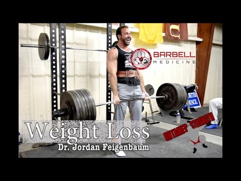 LOSING WEIGHT and Gaining Strength feat. Jordan Feigenbaum