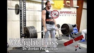 LOSING WEIGHT and Gaining Strength feat. Jordan Feigenbaum thumbnail