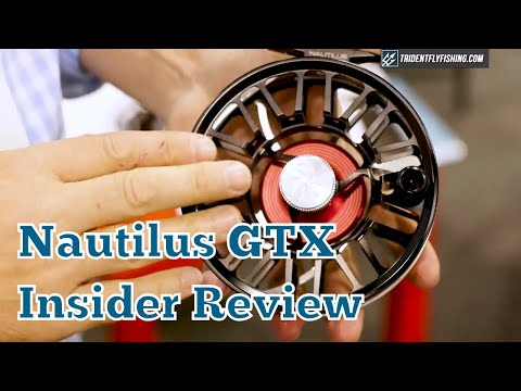 Nautilus GTX Fly Reel - Kristen Mustad Insider Review