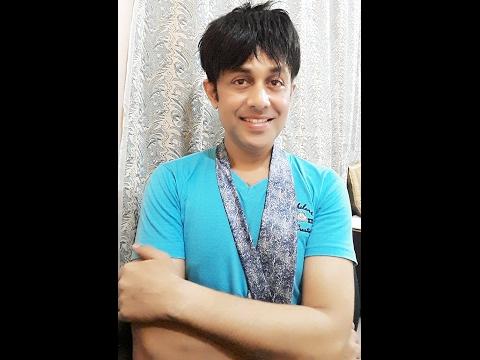Tu Jahan Jahan Chalega - Mera Saaya   Male Version Live By  - Nitesh Raman